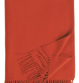 Eagle Produkts Windsor Cashmereplaid 100% Kaschmir Farbe terracotta 1272
