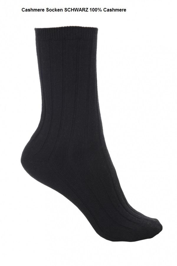 C.O. Kaschmir Socken Feinstes Cashmere - 9Farben