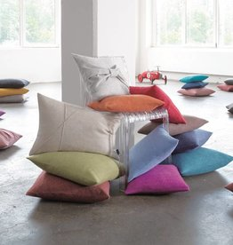 Eagle Produkts Kissenbezug Lammwolle 25 Farben-40x40 cm
