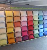 Graser Graser Satin mit Kordel Uni Bettwäsche Einzelgrößen 48 Farben lieferbar