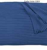 Eagle Produkts Modische Stola Plissee 100% Schurwolle - 10 Farben lieferbar