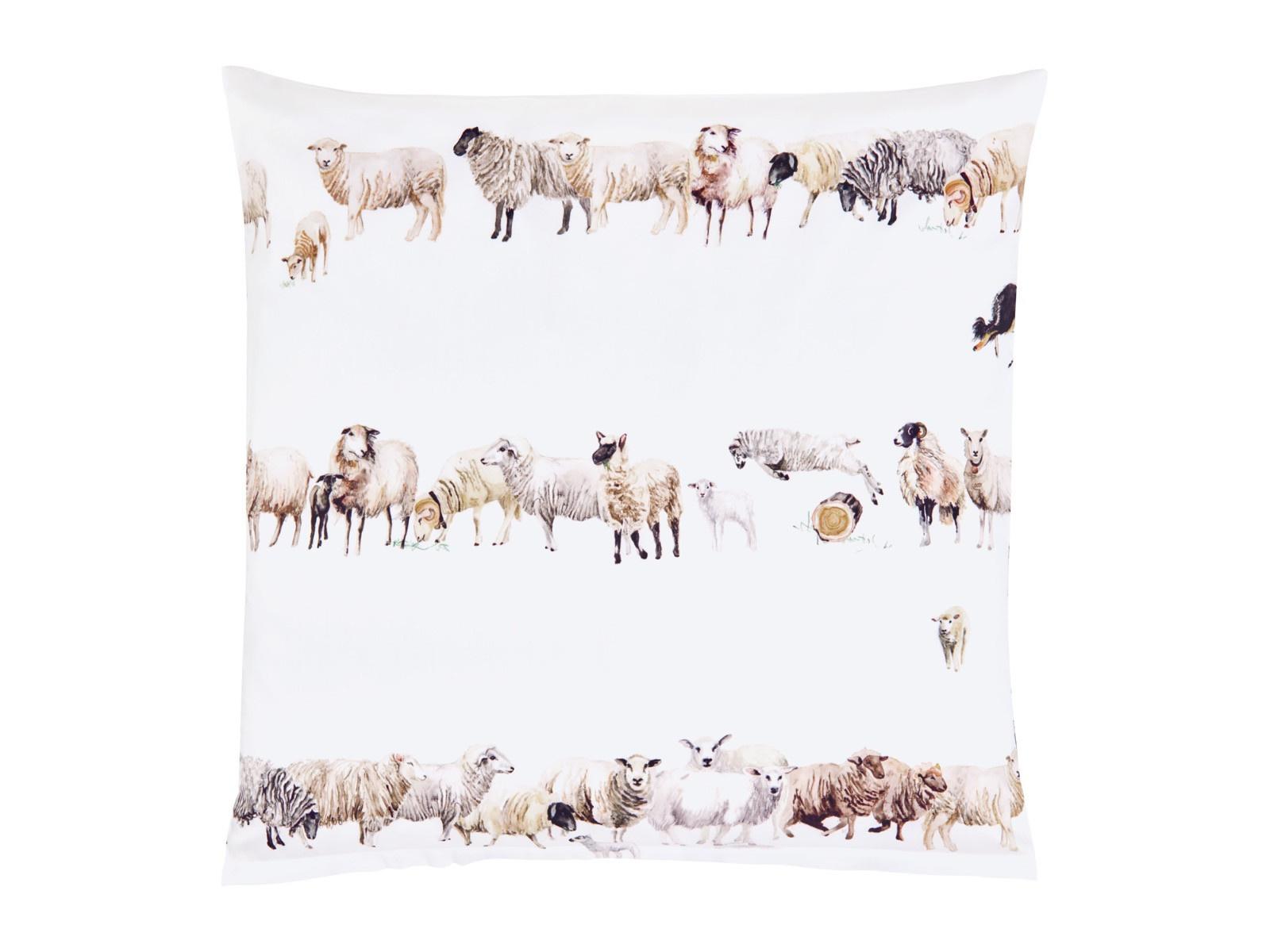 Christian Fischbacher  Christian Fischbacher-Bettwäsche-Schafe-Counting Sheep