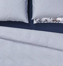 Christian Fischbacher Fischbacher-Charisma blau-Jaquard gewebt 100% Baumwolle