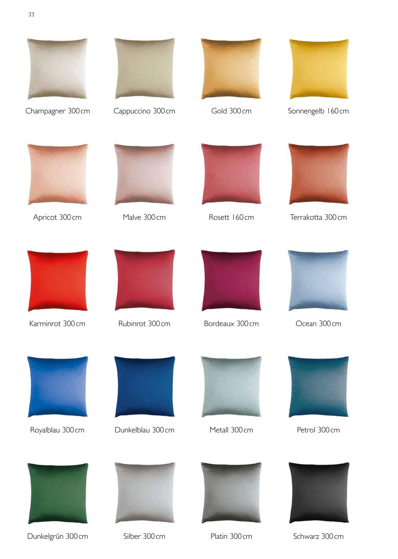 Cellini Design Seidenbettwäsche Mauritius Uni ozean