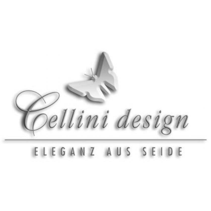 Cellini Design Seidenbettwäsche ORIENT Paisley Damast champagner