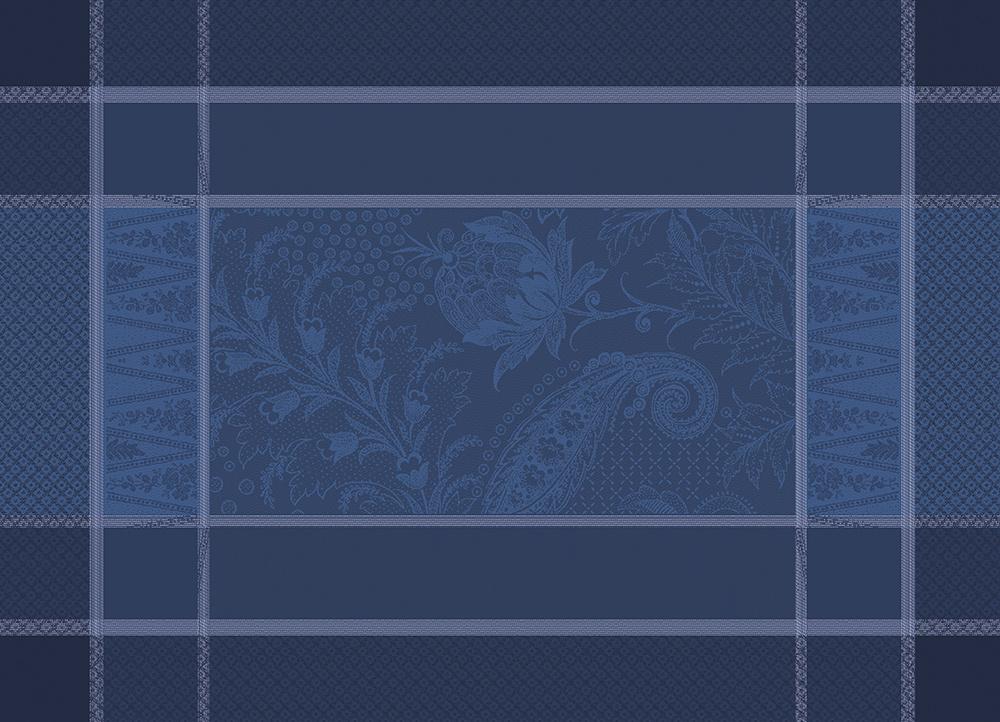 Garnier Thiebaut Garnier Thiebaut Tischset's (4-er Set) 55x40 cm Persina crepuscule