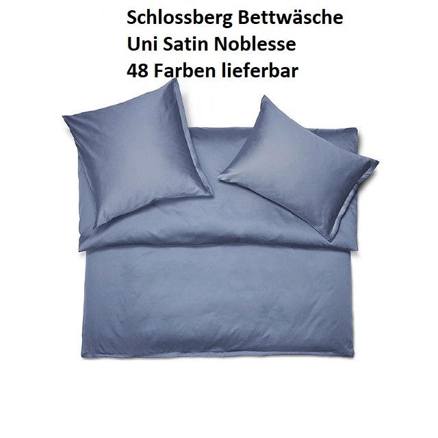 Schlossberg   Schlossberg-UNI-Satin Noblesse-48 Farben lieferbar