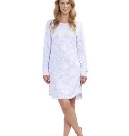 Féraud - Rösch Rösch Nachthemd, Bigshirt feiner Single Jersey  arctic-blue
