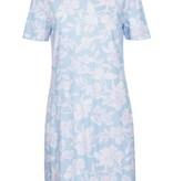 Féraud - Rösch Rösch Nachthemd, Kurzarm feiner Single Jersey -arctic-blue