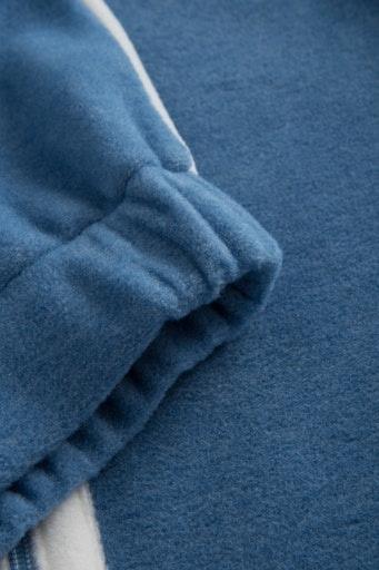 Féraud - Rösch  FÉRAUD Kuscheliger Hausanzug Homedress Fleece Fb.blau