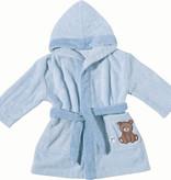 Egeria  Kinder Bademantel - Teddy Bear - Egeria -