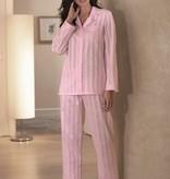 Novila Damen Schlafanzug Gr.44 Celine 1/1  rose