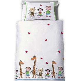 Kids Collection Kinder Bettwäsche bunte Motive-Fleuresse