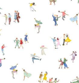 Schlossberg Schlossberg-DANCE- edler schweizer Feinsatin