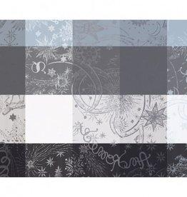Garnier Thiebaut GT Tischsets 40x50 cm cm  Mille Coleurs orage -abwaschbar
