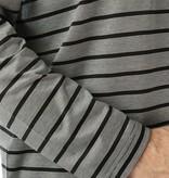 Novila    Herren Schlafanzug Gr.46-64 Novila SIR 8591/61.128 schwarz-grau