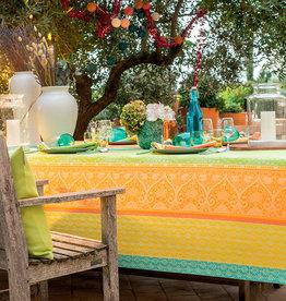Garnier Thiebaut GT Tischdecke abwaschbar  Mille Saris - kerala