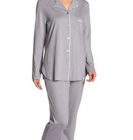 Féraud - Rösch Féraud Damen Pyjama Lyocell - mit Reverskragen Fb.anthrazit