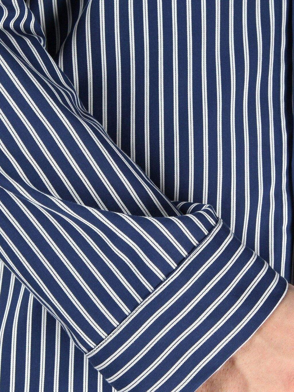 Novila  Angebot Herren Pyjama Größe 50 Ralph 8046 marine