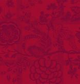 Garnier Thiebaut    Garnier Thiebaut Leinen Tischdecke Scarlet carmin