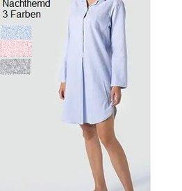 Novila Damen Flanell Nachthemd  Paola 1/1 9605  Gr.36-46