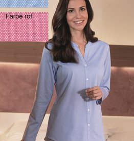 Novila Novila Damen Schlafanzug  Luna 8098 Jersey Baumwolle  -
