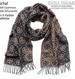 Eagle Produkts Eagle Products Schal Kaschmir Muster-gemustert