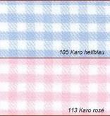 Novila Damen Schlafanzug Petra 1/1 rose 8680  Gr.36-46