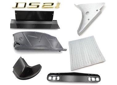 Body Parts - Rear