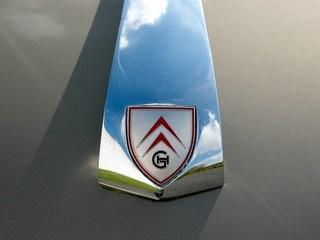 Bonnet handle GH big model DS / ID
