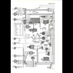 Cableria delantera (bateria derecha / altenador) pallas 68