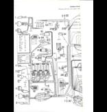 Kabelboom voor (accu links) pallas 66 Nr Org: DX51123C