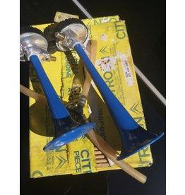 Trompetas de cuerno original