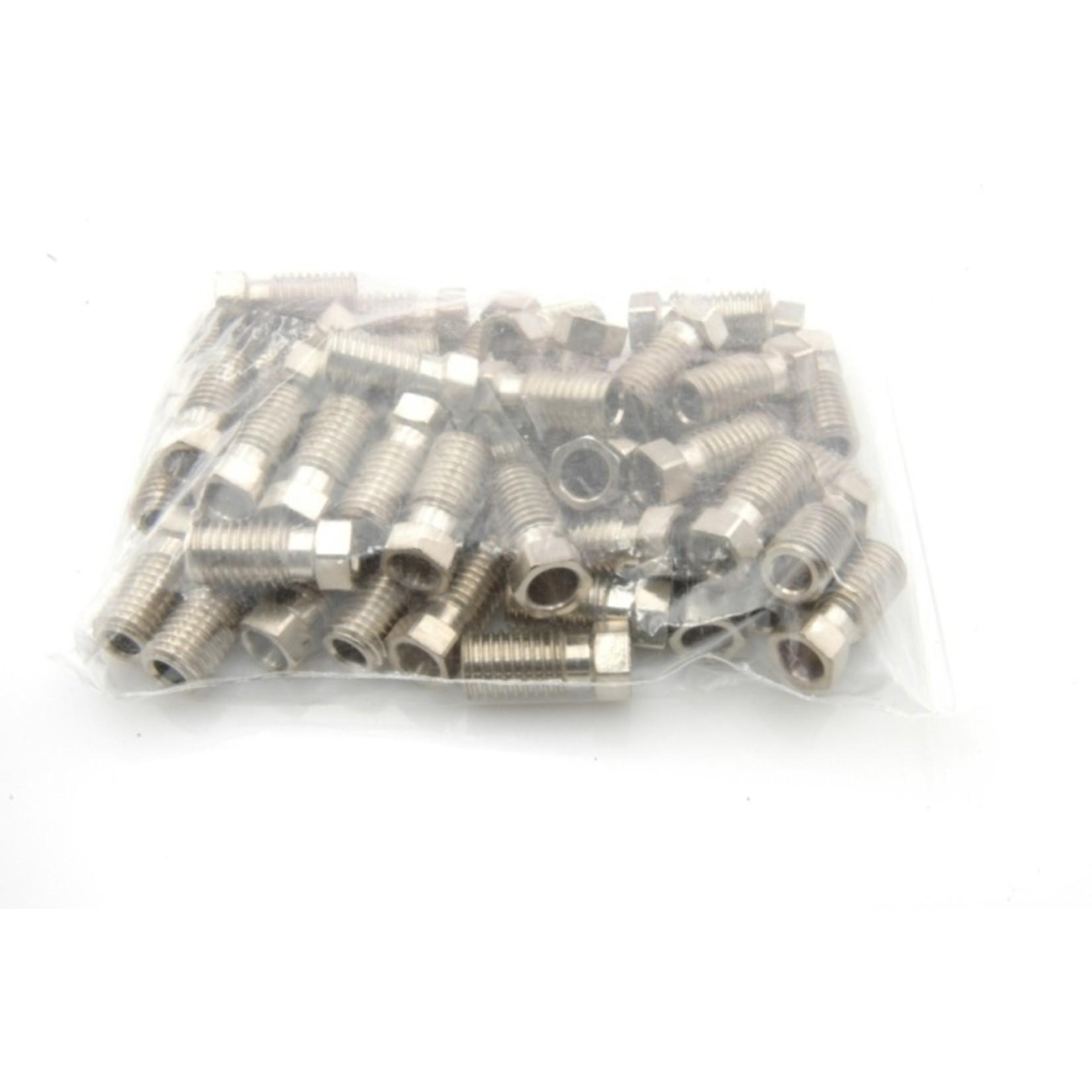 Nut hydraulic tube 4,5mm