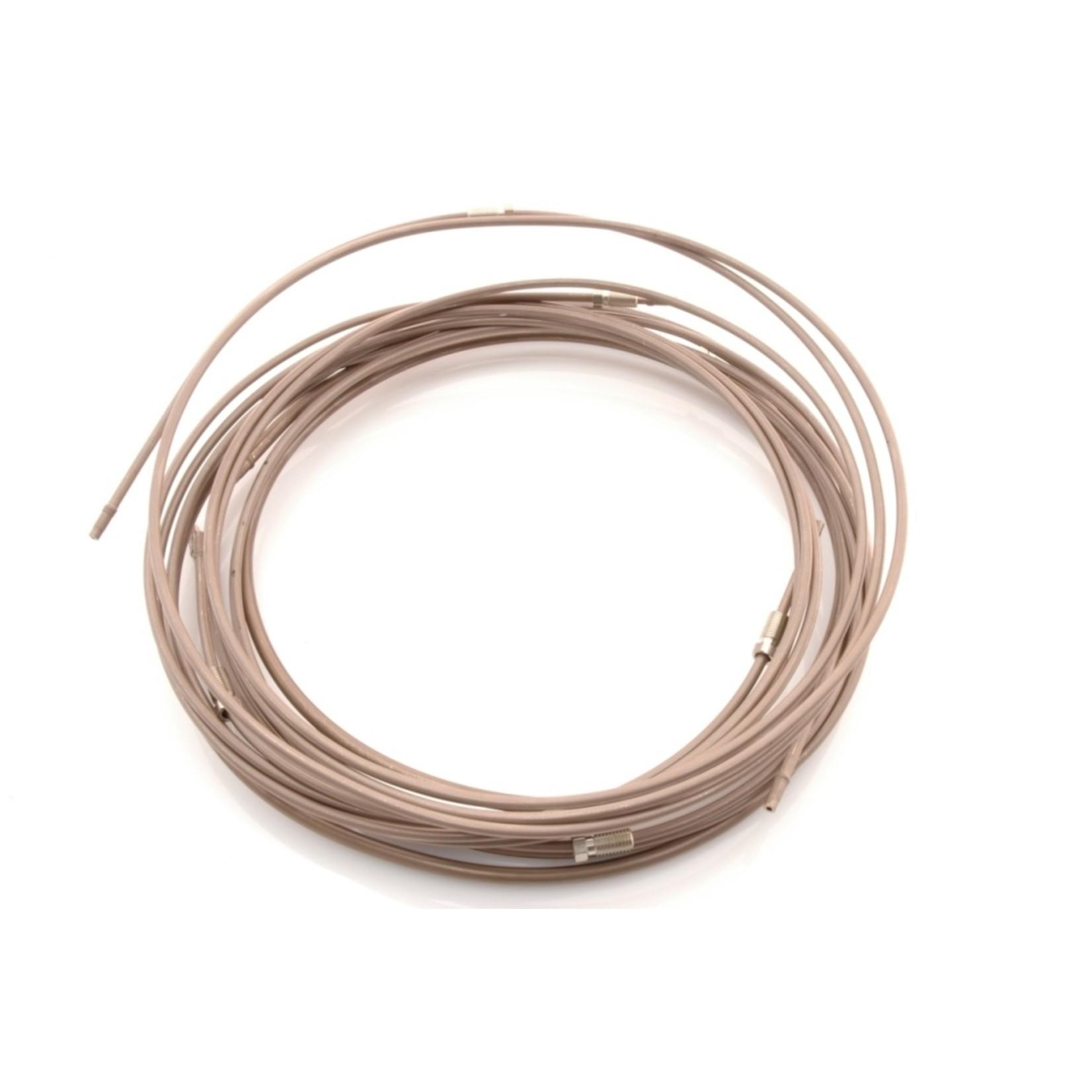 Canalisation avant - arrière cuivre 69- 4 x 4,5mm Nr Org: DX39425