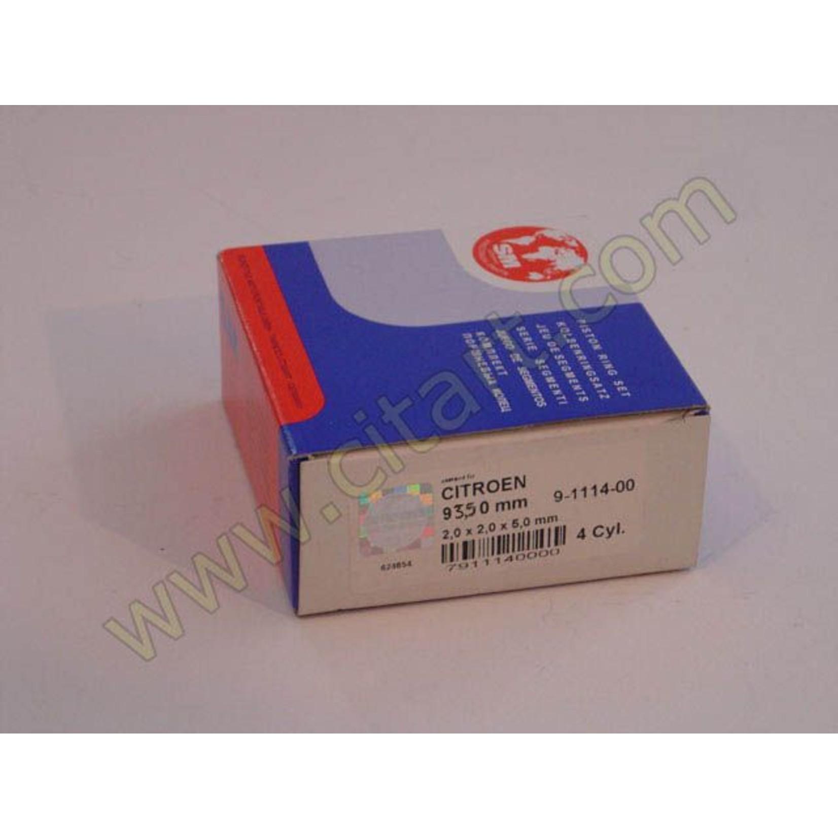 Segments de pistons 93,5mm Nr Org: 5421562