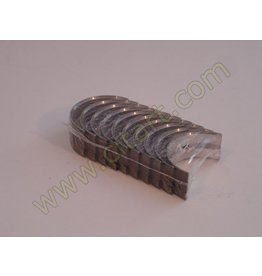 Crankshaft bearings 66- 0,25mm 5 paliers - 10 parts