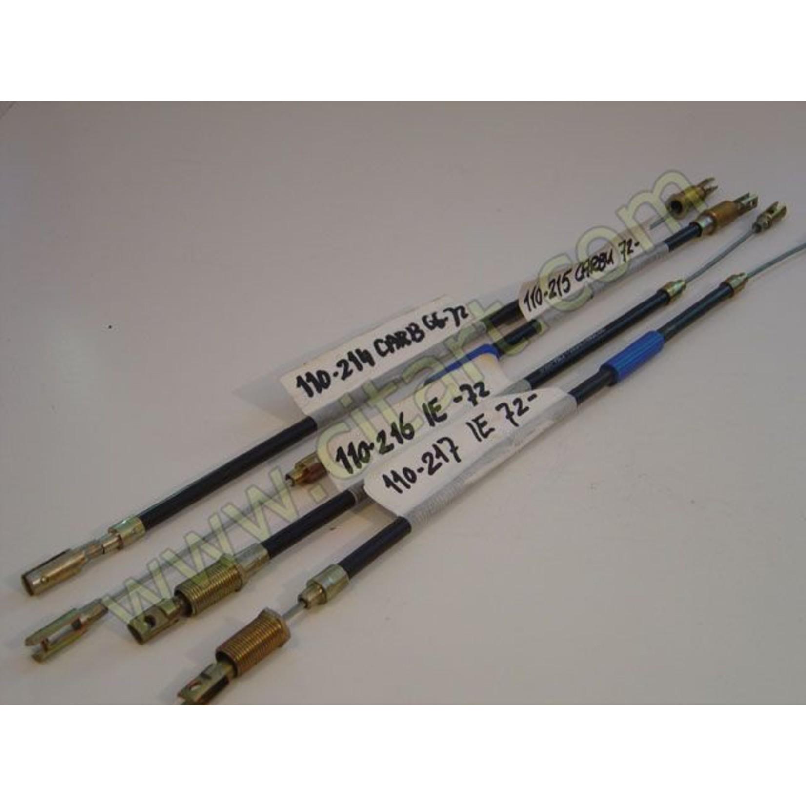 Cable de embrague 72- 30289 Nr Org: 5404244