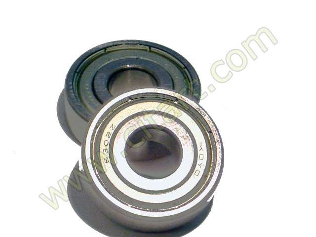 Ball bearing flywheel 6302ZZ Nr Org: 26201119