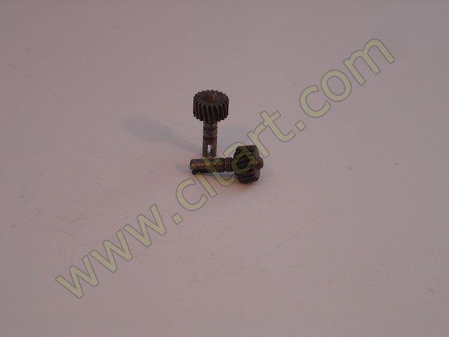 Speedometer pinion 21 teeth 72- Nr Org: DX381101A