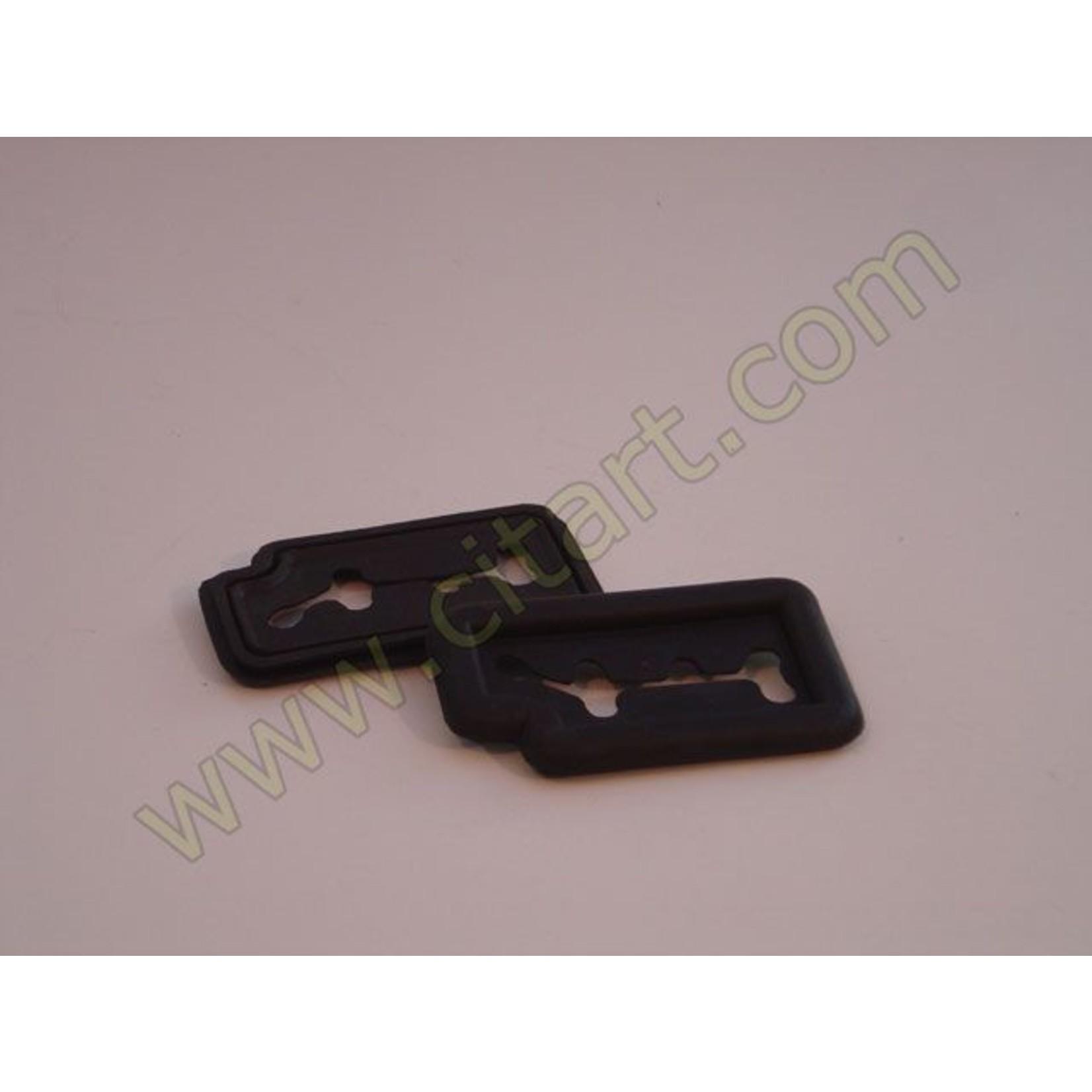 Garniture finition levier commande de vitesse 63-68 Nr Org: DS334211B