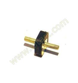 Casquillo flexible de deposito del radiador