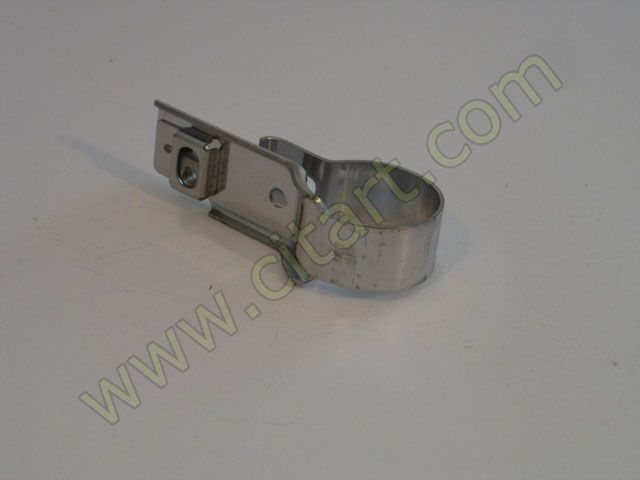 Front exhaust pipe double collar Nr Org: DX18279D