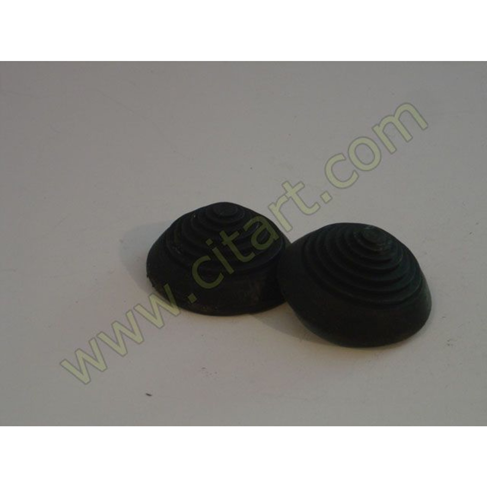 Rubber pad brake pedal round 61- Nr Org: DS45397A
