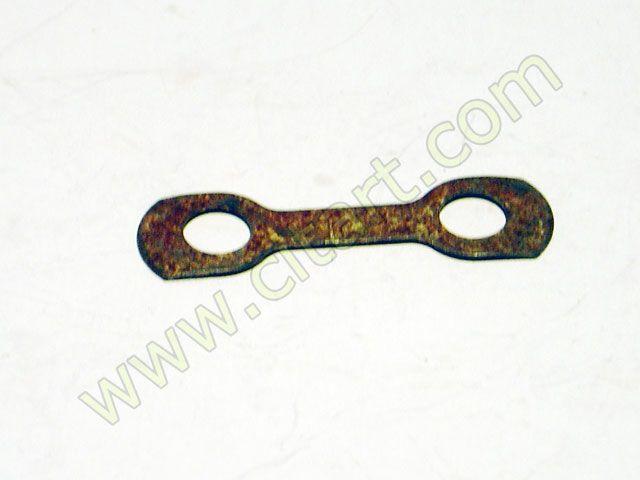 Lock plate rear brakes Nr Org: DS45190