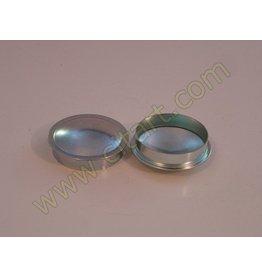 Rear roller bearing cap metal
