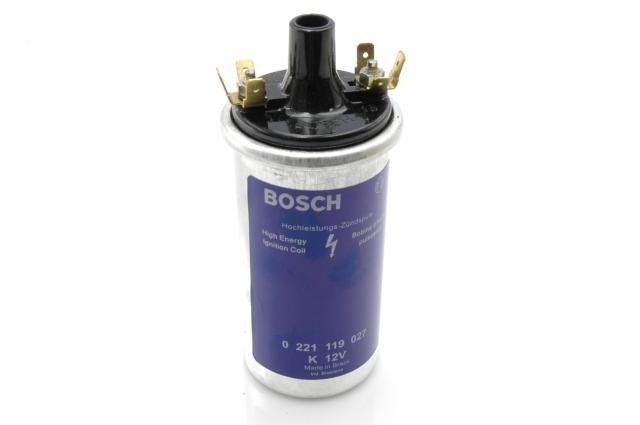 Bobina sin resistance 12V Bosch Nr Org: DM212088