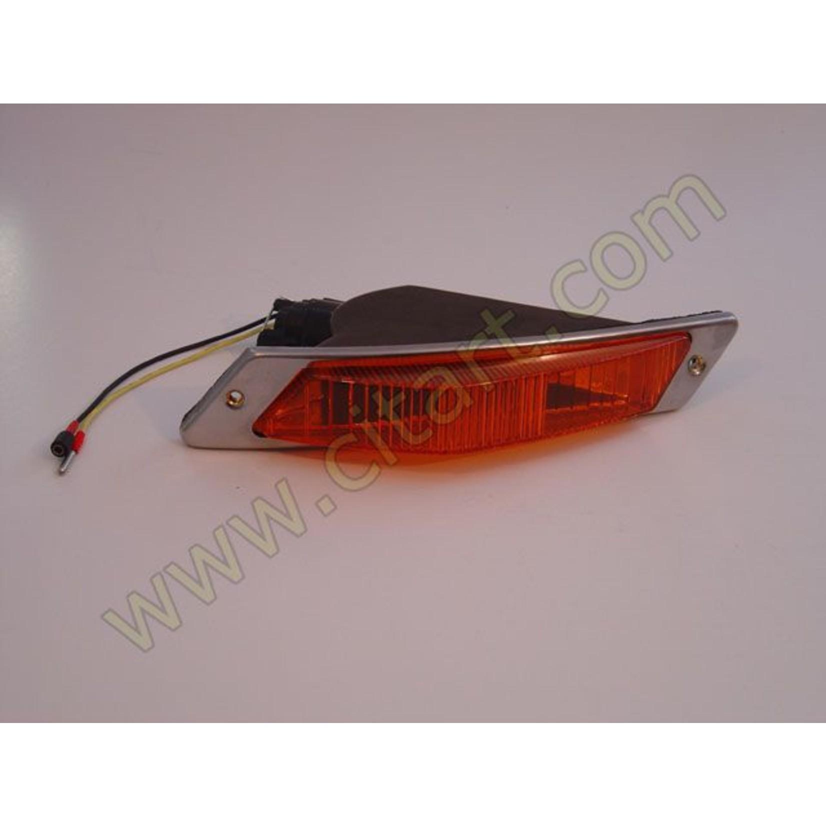 Richtingaanwijzer oranje rechts pallas 68- Nr Org: DX575010W