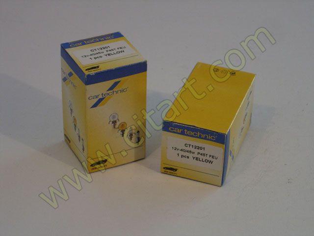 Bulb yellow 40-45W Nr Org: 26109009
