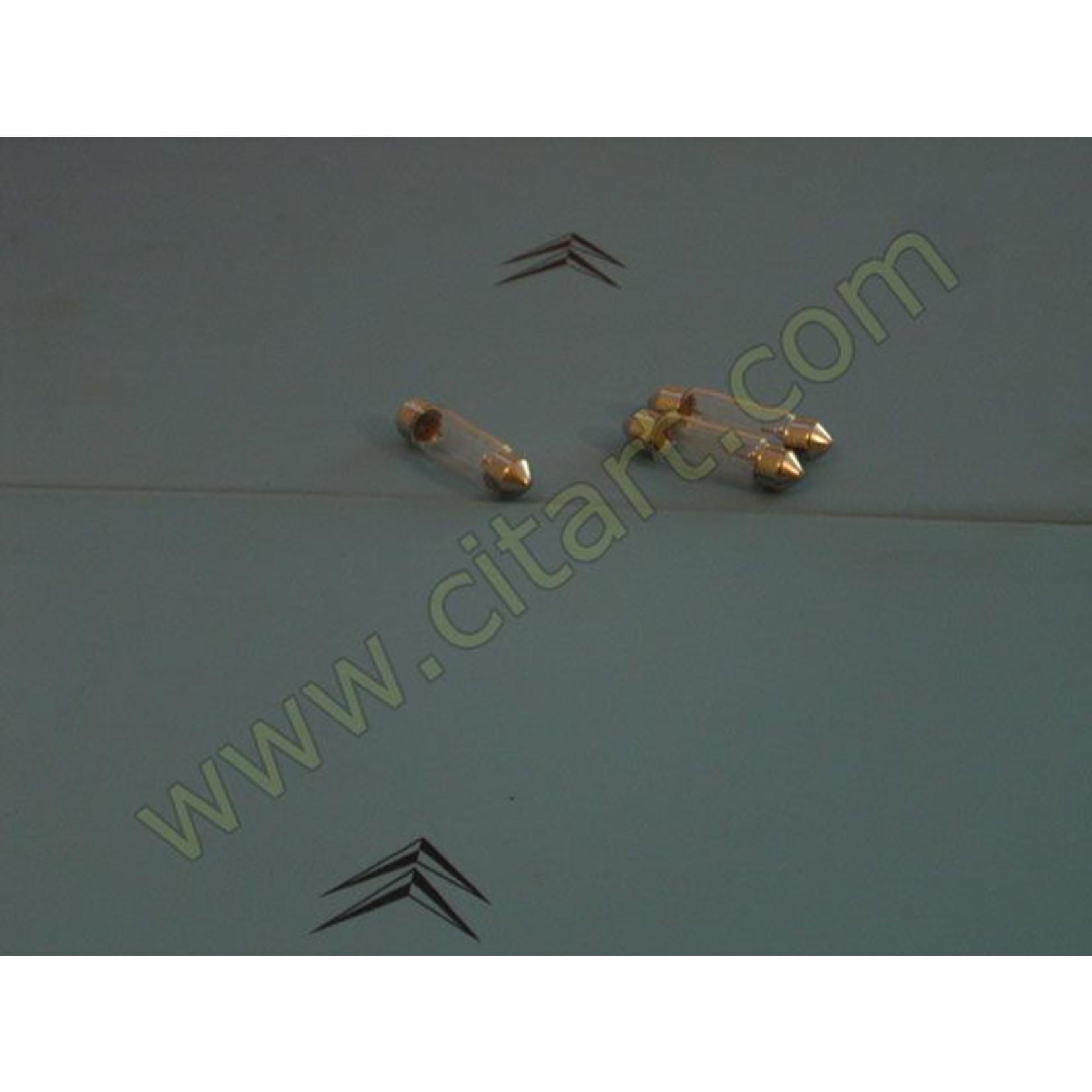 Ampoule coffre - intérieur 12V - 6W Nr Org: 25903009